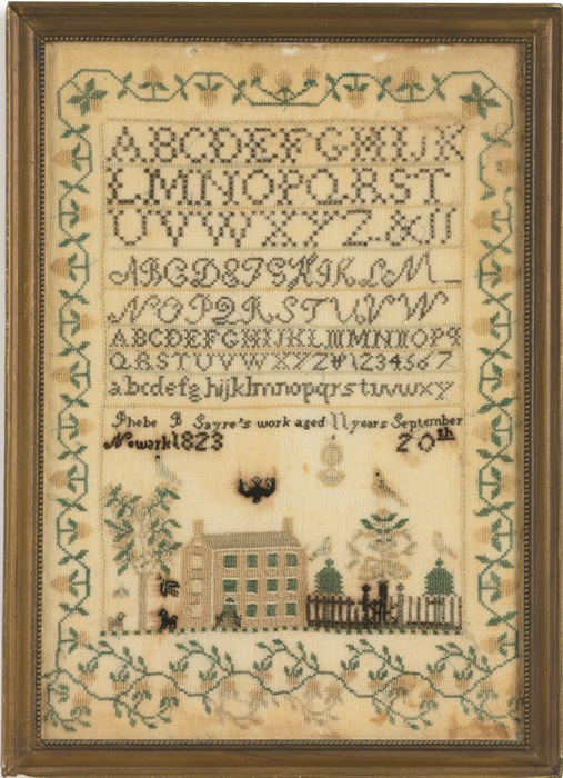 Samplers Needlework